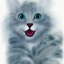 Miss Happy Kitty